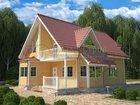 Изображение в   Построим для Вас уютный дом из профилированного в Москве 2726000