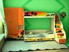 Свежее изображение  Детская мебель Африка (модульная) 34014729 в Москве