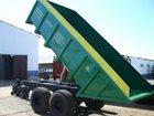 Просмотреть изображение Прицеп Полуприцеп тракторный ППТС-10 герметичный 34026524 в Москве