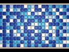 Фотография в Строительство и ремонт Отделочные материалы Мозаика стеклянная Растяжка плавный переход в Москве 1400