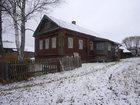 Свежее фотографию Загородные дома Бревенчатый дом на фундаменте, в тихой деревне, недалеко от реки, 230 км от МКАД 34366042 в Москве