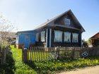 Новое фото  Бревенчатый дом в жилой деревне, рядом с рекой, 250 км от МКАД 34411067 в Москве