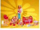 Новое изображение  Кукла Штеффи с тремя детьми Simba (Симба), 34514199 в Москве