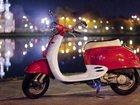 Изображение в   Стильный ретро-мопед Honda Giorno в идеальном в Москве 0
