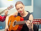 Фото в   Уроки игры на гитаре, вокал, барабаны, фортепиано. в Москве 0