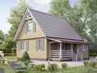 Увидеть foto Строительство домов Теплые и комфортные дома 34816039 в Раменском