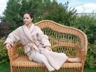 Свежее foto Женская одежда Продажа шерстяных халатов MagicWool 35111702 в Москве