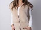 Увидеть изображение Женская одежда Продажа шерстяных жилетов MagicWool 35111709 в Москве