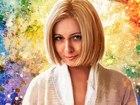 Фото в   Заказать портрет или шарж по фото на холсте в Москве 2000