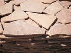 Фото в Строительство и ремонт Отделочные материалы Купить Камень Красный галтованный натуральный в Москве 8500