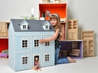 Скачать бесплатно изображение Детские игрушки Игровые кукольные домики и мебель к ним, 36655196 в Москве