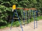 Просмотреть foto  Детские спортивные комплексы (уличные, дачные, для дома и т д) 36689032 в Нижнем Новгороде