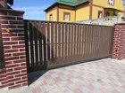 Свежее изображение  Продажа и установка автоматических ворот 36922600 в Москве