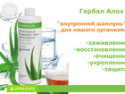 Увидеть фото Похудение, диеты Растительный Напиток Алоэ Классический 36938947 в Москве