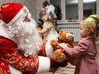 Фото в   • В этот Новый Год Дед Мороз и Снегурочка в Ступино 2000