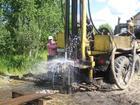 Изображение в   Осуществляем бурение скважин на воду под в Москве 1000