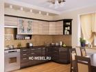 Изображение в Мебель и интерьер Кухонная мебель Размеры: 3000х1465мм.     Материал: Корпус-ЛДСП, в Москве 29800