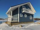 Фотография в Недвижимость Продажа домов Продается новый двухэтажный дом из бруса в Москве 3500000