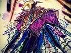 Скачать фото  Курс Fashion Sketching Фэшн Скетчинг в Москве 38425951 в Москве