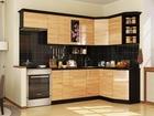 Изображение в Мебель и интерьер Кухонная мебель Размеры: 2600х1465    Материал: Корпус-ЛДСП, в Москве 25900