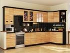 Уникальное изображение Кухонная мебель Кухня Сакура-4 Угловая 38437059 в Москве