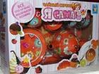 Фотография в Для детей Детские игрушки Чайный кукольный набор 15 предметов , металл в Москве 750
