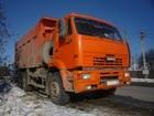 Фотография в Авто Грузовые автомобили Камаз 6520  Год выпуска 2013  Оранжевый  в Москве 1500000