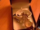 Фотография в Бытовая техника и электроника Холодильники часы женские АННА КЛЯЙН  кварцовые  с паспортом в Москве 6000