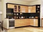 Изображение в Мебель и интерьер Кухонная мебель Размеры: 3200х1465.   Материал: Корпус-ЛДСП, в Москве 31900