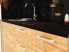 Уникальное фотографию Кухонная мебель Кухня Сакура-4, 2500, левая/правая 38526642 в Москве