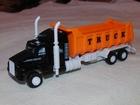 Фотография в Для детей Детские игрушки Грузовик Truck с оранжевым кузовом инерционная в Москве 350