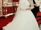Фотография в   Эксклюзивное свадебное платье от дизайнера в Москве 35000