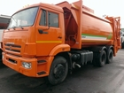 Свежее фотографию  Продам мусорозв с задней загрузкой КАМАЗ 38665335 в Москве