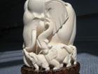 Фотография в Мебель и интерьер Мягкая мебель Продаю статуэтку из чистой слоновой кости: в Москве 0