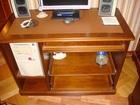 Увидеть foto Офисная мебель Письменный стол Genoveva Испания модель MA42/506 с кожей Dakota 38729436 в Москве