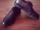 Изображение в Одежда и обувь, аксессуары Женская обувь 1) Ботинки, туфли на шнуровке итальянского в Москве 4800