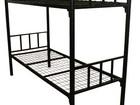Новое фото  Металлические кровати для рабочих 38808644 в Москве