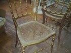 Просмотреть изображение Антиквариат Три стула позолоченные дореволюционные 38847274 в Москве
