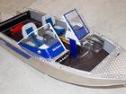 Свежее foto  Купить лодку (катер) Салют-480М Classic 38872585 в Муроме