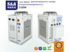 Увидеть фото Разное Оптоволоконный сварочный аппарат мощностью 1000Вт охлаждается двухтемпературным и двухнасосным чиллером S&A CW-6200AT 39154779 в Москве