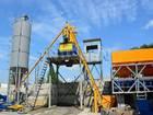 Скачать изображение  HZS25 цементно бетонный завод 39418649 в Москве