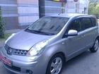 Хэтчбек Nissan в Москве фото