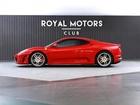 Купе Ferrari в Москве фото