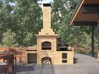 Свежее foto  Гильдия Печников, строим барбекю из кирпича 39714998 в Москве