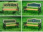 Уникальное фотографию  Скамейки чугунные парковые купить в Тюмени 39867100 в Тюмени