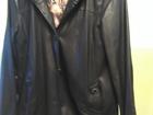 Скачать бесплатно изображение  Хорошая кожаная куртка хорошая цена! 39883781 в Новосибирске