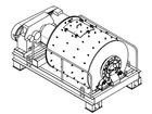Смотреть изображение Разное МШН-2 - мельница шаровая непрерывного действия от производителя 40050027 в Москве