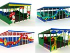 Новое фотографию  Теневые навесы для детских садов 40165591 в Челябинске
