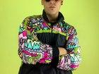 Просмотреть изображение Мужская одежда Клевый и редкий олимпос-анорак 90х Hotdogger 41727504 в Москве
