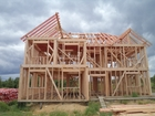 Просмотреть изображение Строительство домов Каркасные и деревянные дома в короткие сроки 42935679 в Москве